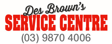 Des Brown Service Centre